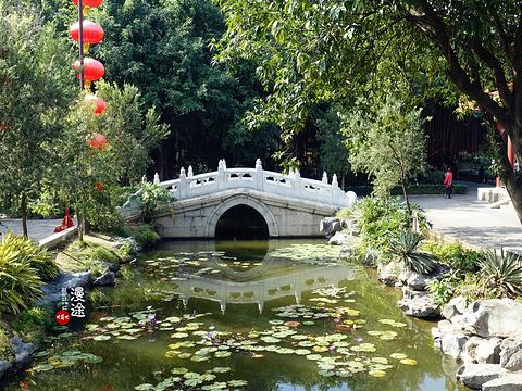 圆明新园旅游景点图片