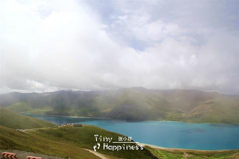 羊卓雍措旅游景点攻略图
