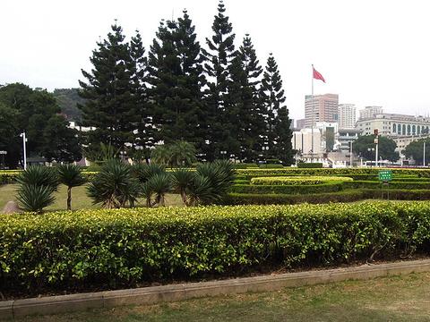 五一广场旅游景点图片