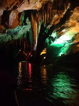 本溪水洞旅游景点攻略图