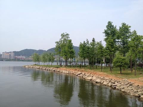 磁湖旅游景点图片