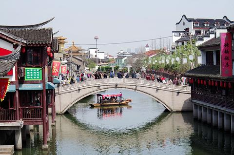 七宝古镇老街旅游景点攻略图