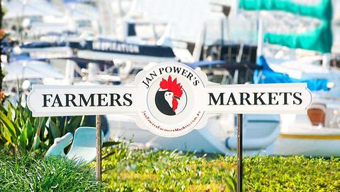 Jan PowerHouse Farmers Market旅游景点攻略图