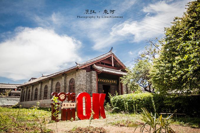 束河古镇图片