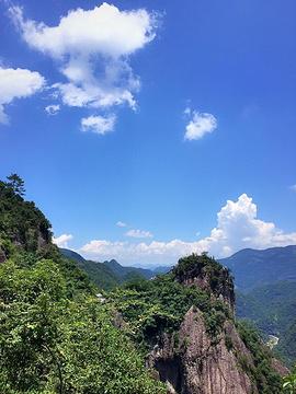 龙湾潭国家森林公园旅游景点攻略图