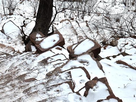 嶂石岩旅游景点图片