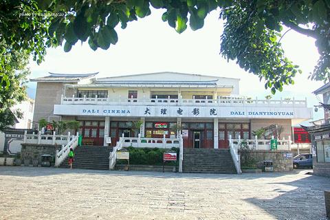 中国农村电影历史博物馆旅游景点攻略图