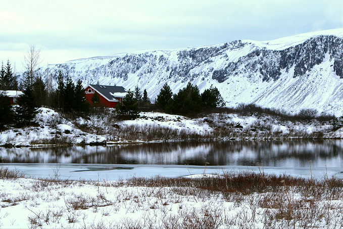 辛格维利尔国家公园图片