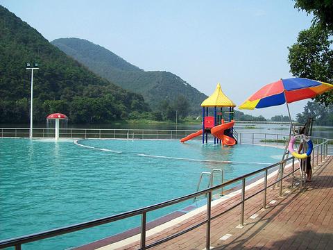 九龙湖旅游景点图片
