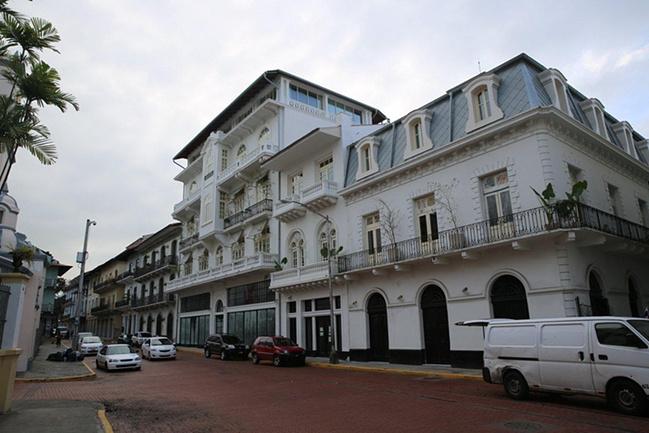 巴拿马城的景色图片