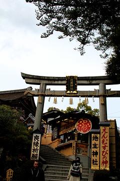 地主神社旅游景点攻略图