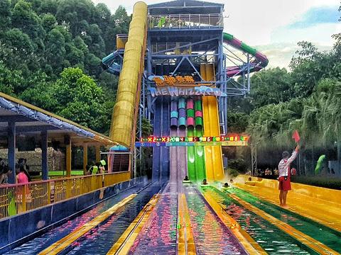 长隆水上乐园旅游景点图片