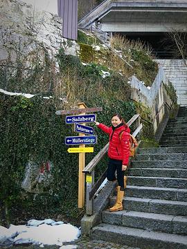 萨尔茨堡盐矿旅游景点攻略图