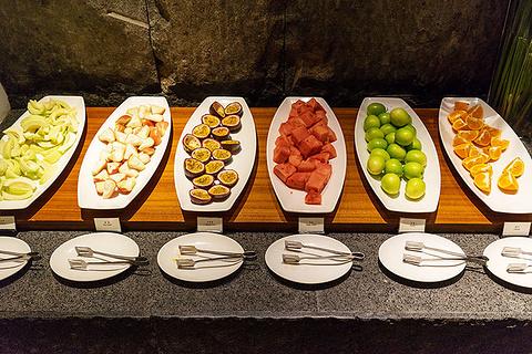 太鲁阁晶英酒店-卫斯里西餐厅