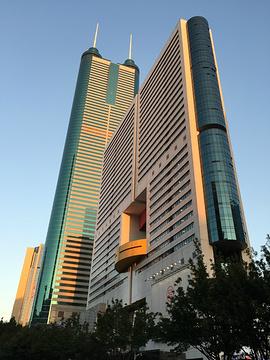 地王大厦的图片
