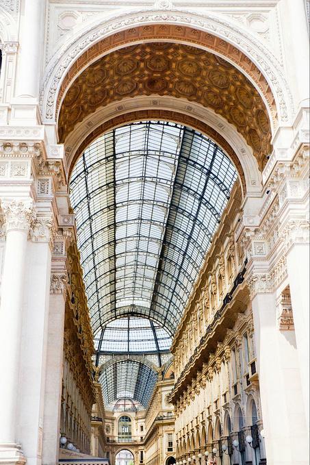 埃马努埃莱二世长廊图片
