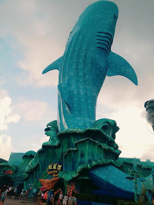 珠海长隆海洋王国图片