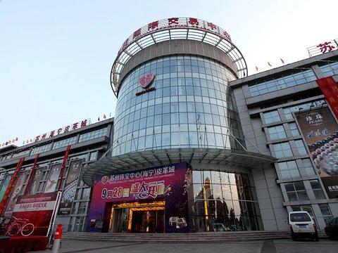 渭塘中国珍珠宝石城旅游景点图片