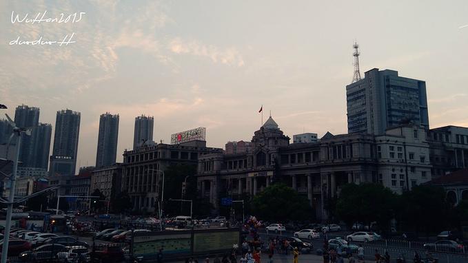 汉口江滩图片