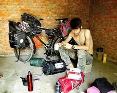 一个人,95天骑行的旅途Part1