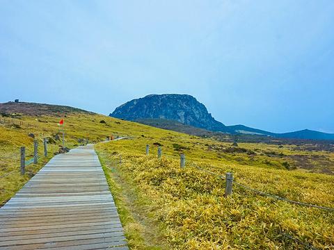 汉拿山国立公园旅游景点图片