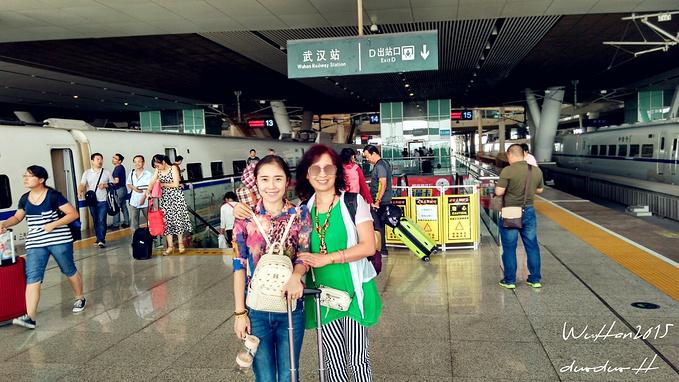 武汉火车站图片