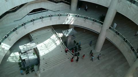 中国三峡博物馆旅游景点攻略图