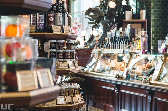 叶利谢耶夫食品店图片