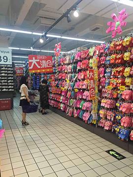 家乐福(八宝街店)旅游景点攻略图