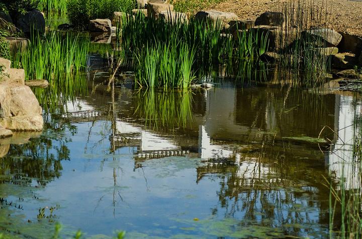 """""""整个文渊狮城靠近千岛湖景区,而且可逛可玩的地方很多,建议游玩一天是最好的了。真的好宜人_千岛湖文渊狮城度假区(水下古城)""""的评论图片"""