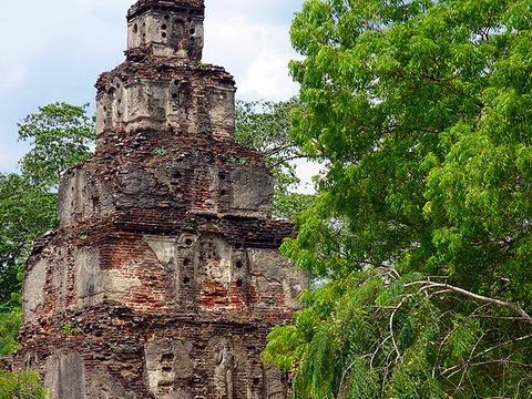 七层塔旅游景点图片