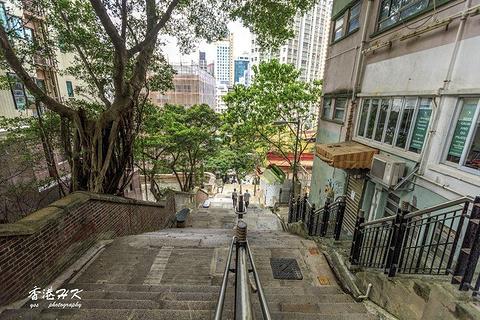 楼梯街的图片
