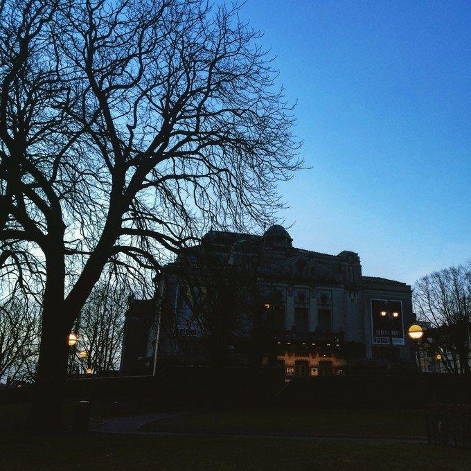卑尔根歌剧院图片