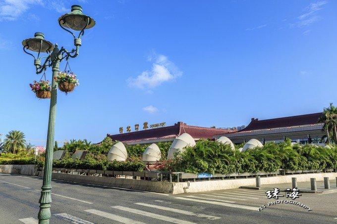 珠海站图片