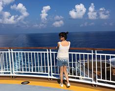 乘邮轮,带我去触碰不一样的碧海蓝天