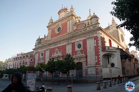 萨尔瓦多教堂旅游景点攻略图