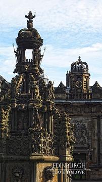 荷里路德宫旅游景点攻略图