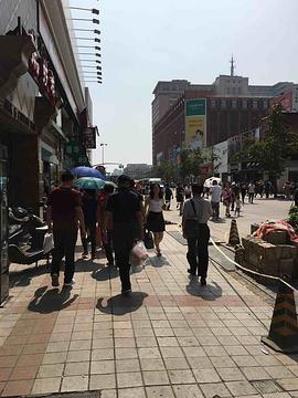 北京市百货大楼旅游景点攻略图
