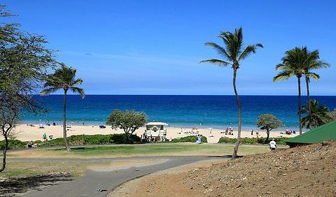 夏威夷大岛旅游景点图片
