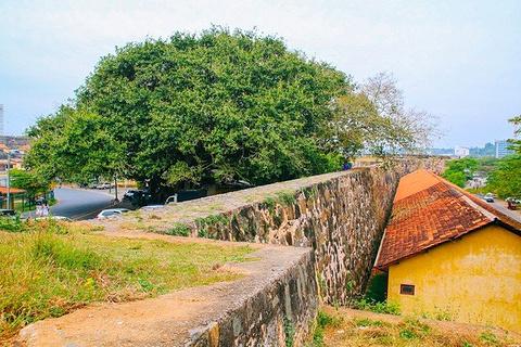 加勒要塞旅游景点攻略图