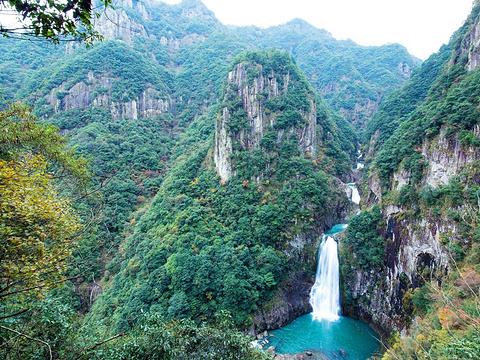 龙湾潭国家森林公园旅游景点图片