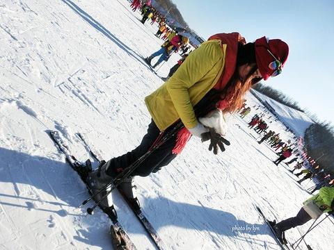 亚布力滑雪旅游度假区旅游景点攻略图