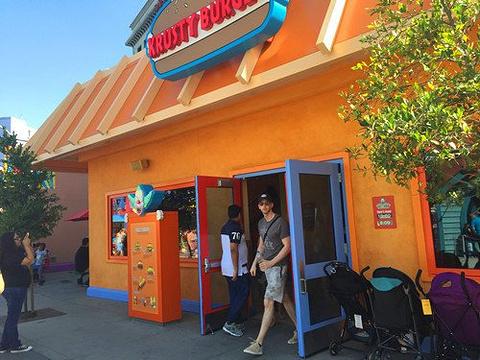 Krusty Burger旅游景点攻略图