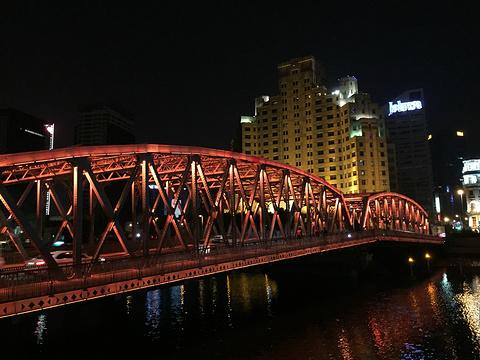 外白渡桥旅游景点图片