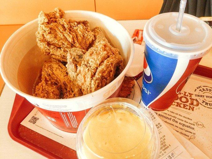 KFC奇遇图片