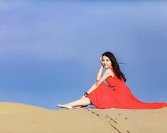 到新疆塔克拉玛干沙漠,与未知世界相遇