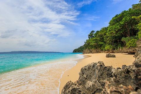 普卡海滩的图片