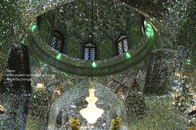 Ali Ibn Hamze圣祠图片