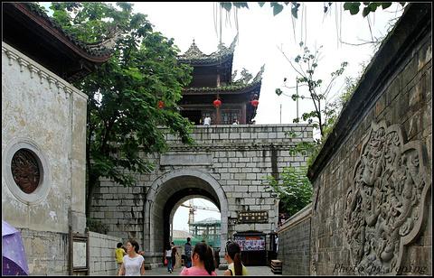 青岩古镇旅游景点攻略图