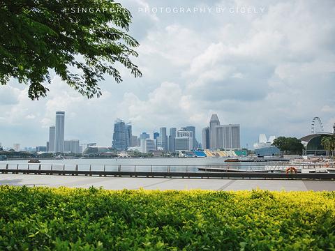 滨海湾旅游景点图片